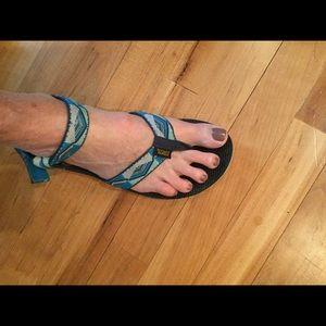 Teva sandals outdoor thong water hiking shoe 7.5